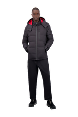 Moose Knuckles Men's Viamonde Jacket in Black