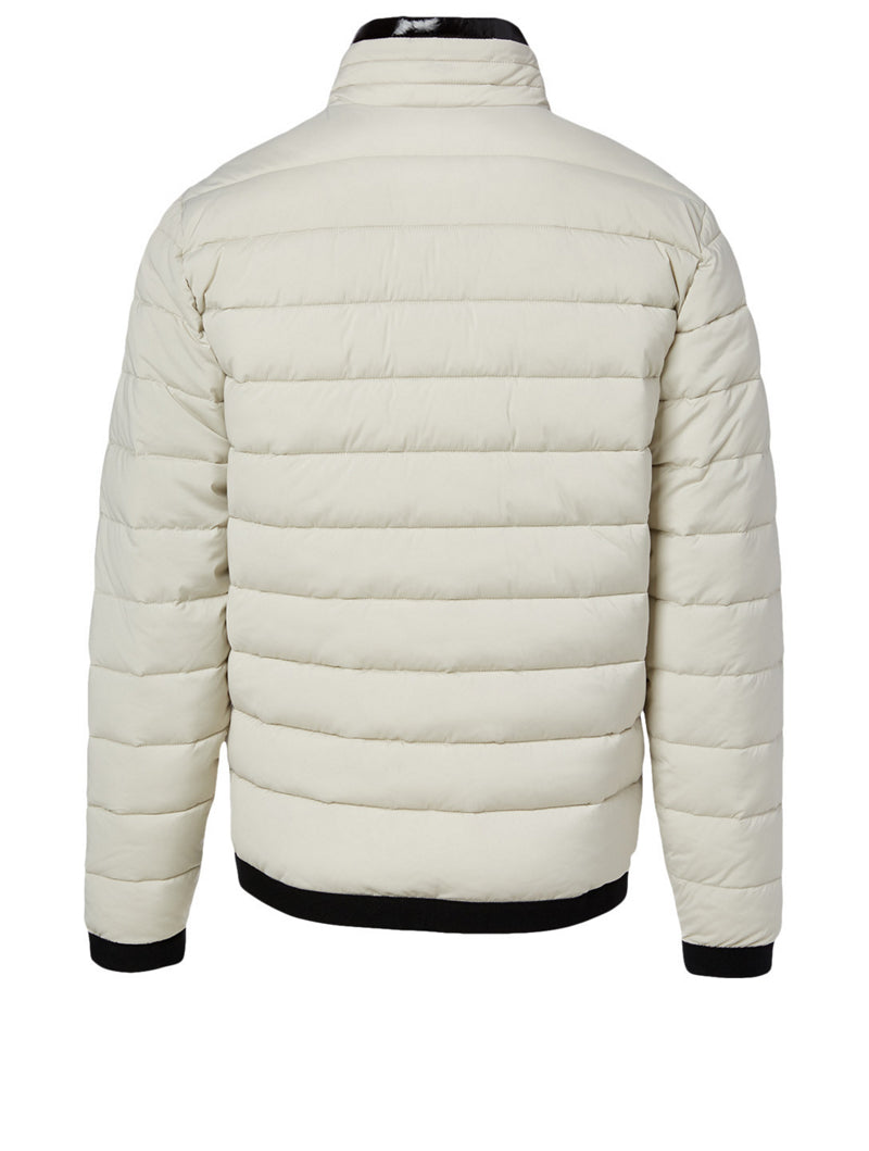 Moose Knuckles Men's Round Up Jacket in Bone