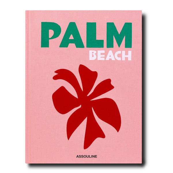 ASSOULINE Palm Beach Hardcover Book By Aerin Lauder