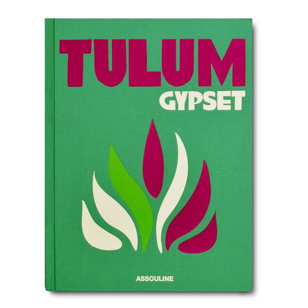 ASSOULINE Tulum Gypset Hardcover Book by Julia Chaplin