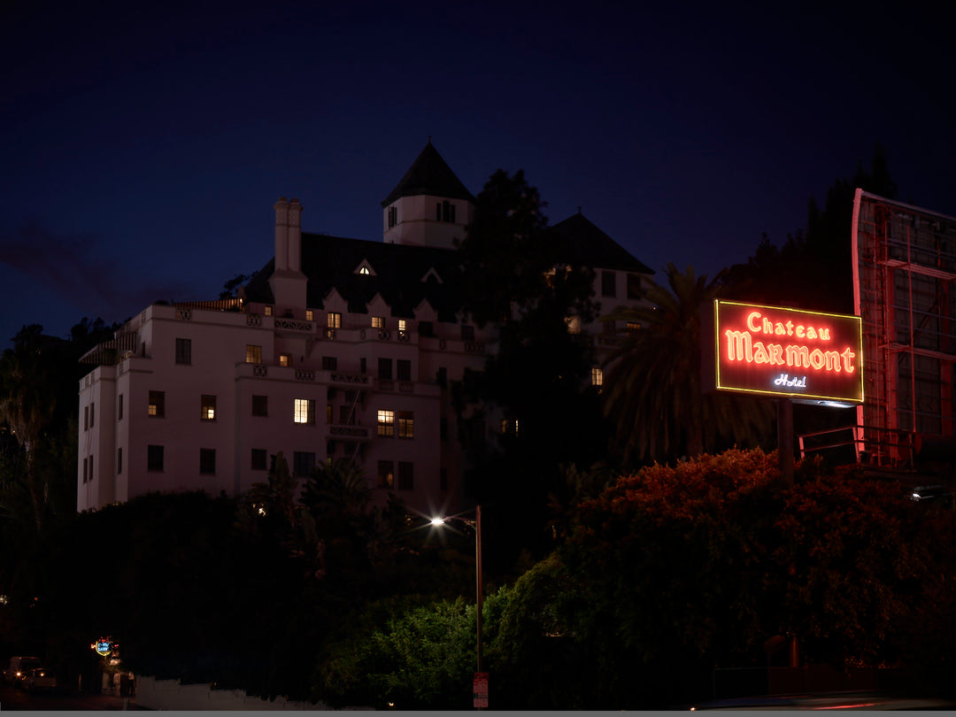 Chateau Marmont, West Hollywood, USA