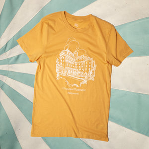 Chateau Marmont Hollywood Gold T-shirt