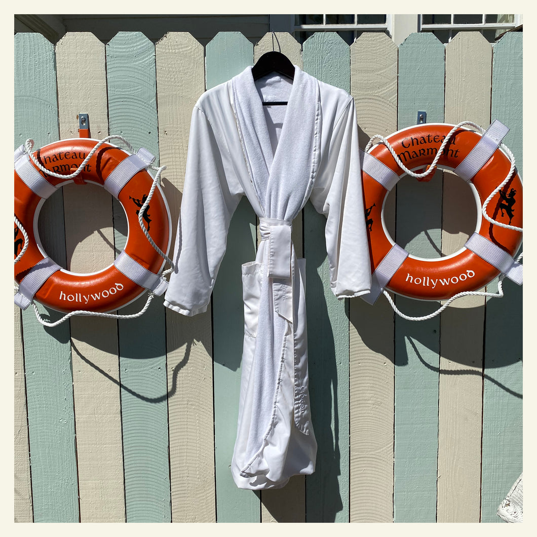Chateau Marmont Bath Robe
