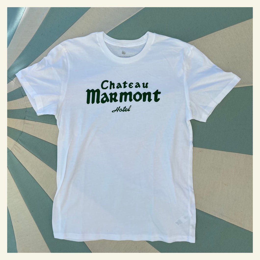 Chateau Marmont White T-shirt
