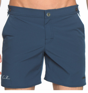Chateau Marmont Swim Shorts, Blue