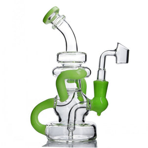 9 inch Triple Tube Recycler