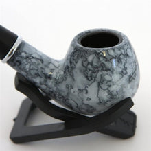 Load image into Gallery viewer, Marble Dry Herb Pipe