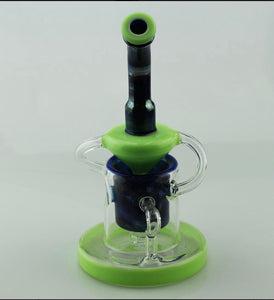 heady neon green/black with banger