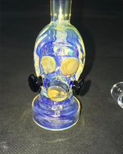 "Load image into Gallery viewer, 5.1"" Fumed Gas Mask Rig"