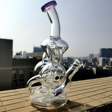 Load image into Gallery viewer, New design double tube recycler