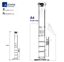 Load image into Gallery viewer, 17.3 inch Tower Bong