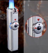 Load image into Gallery viewer, 3 Jet handheld Butane Torch