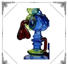 Load image into Gallery viewer, 6 inch Heady Dab Rig