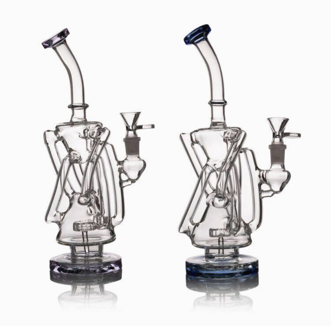 Quad Tube Recycler