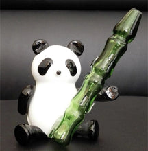Load image into Gallery viewer, Panda Pipe