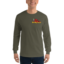 Load image into Gallery viewer, ISellGlass Logo Men's Long Sleeve Shirt