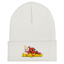 Load image into Gallery viewer, ISellGlass Logo Cuffed Beanie