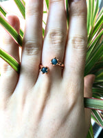 Handmade Aquatic Agate Ring - SeekChicCo