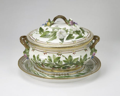 The Royal Collection Trust(Flora Danica Tureen before 10 Mar 1863)