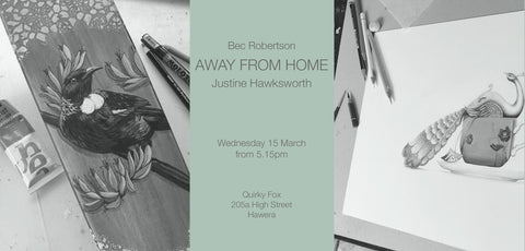 Away From Home | Quirky Fox