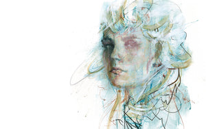 The Money Plant by Carne Griffiths | Quirky Fox