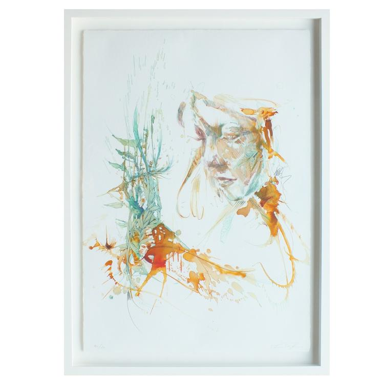 'String Theory | Limited Edition' by Carne Griffiths - Quirky Fox