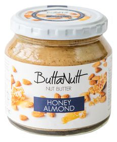 ButtaNutt Honey Almond 250g