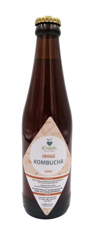 Kombucha - Orange