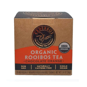 Chocolate Orange Organic Rooibos (20 bags)
