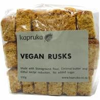 Vegan rusks Kapruka