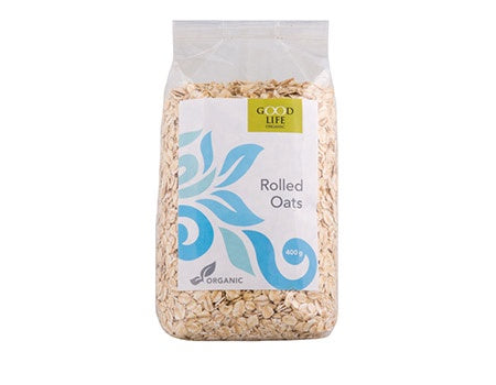 Rolled Oats - Good Life Organic