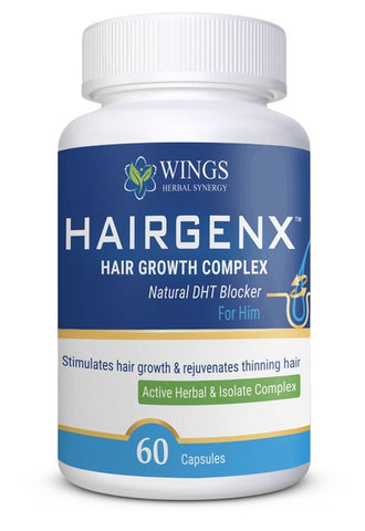 Hair Growth Complex - for HIM (Wing's)