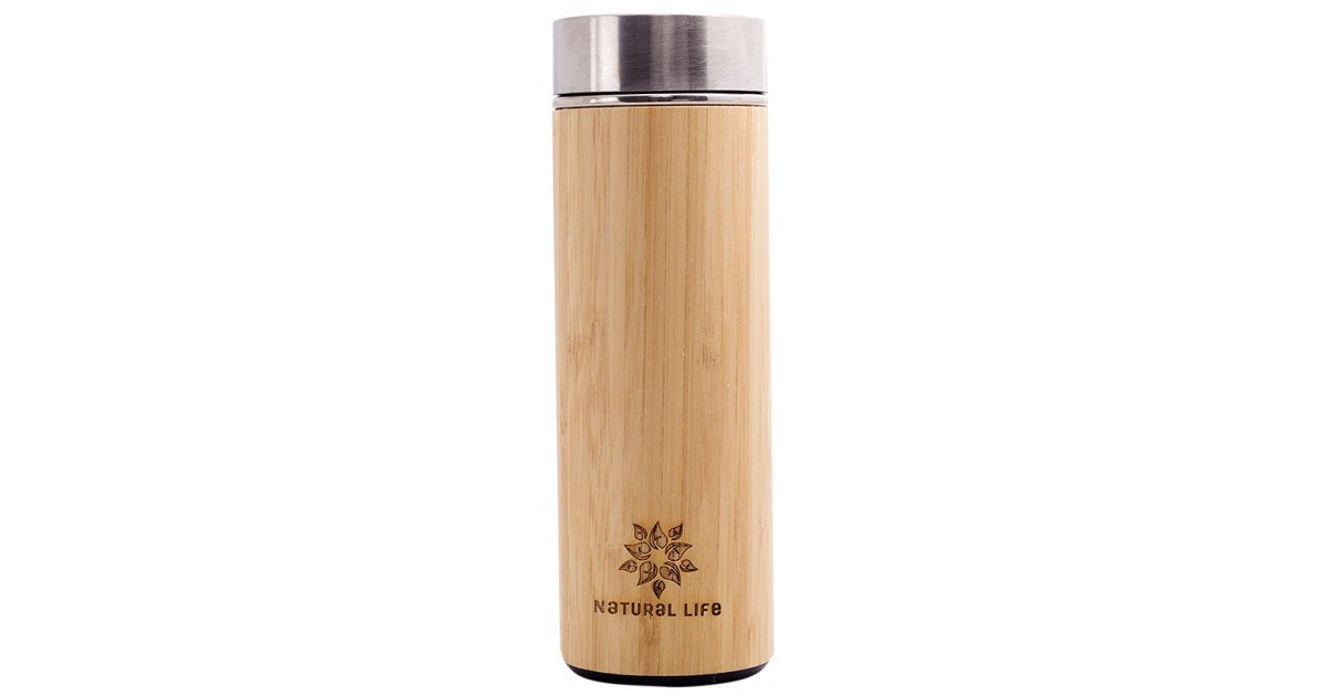 Water Bottle Bamboo