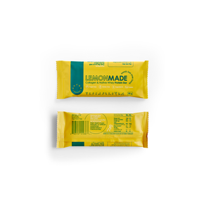 LemonMade Collagen & Whey Protein Bar