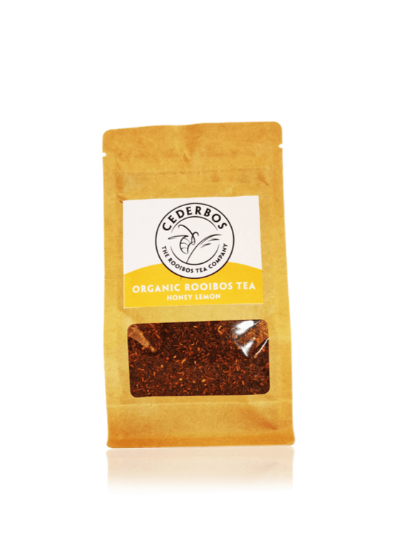 Organic Honey & Lemon Rooibos (100g loose leaf)
