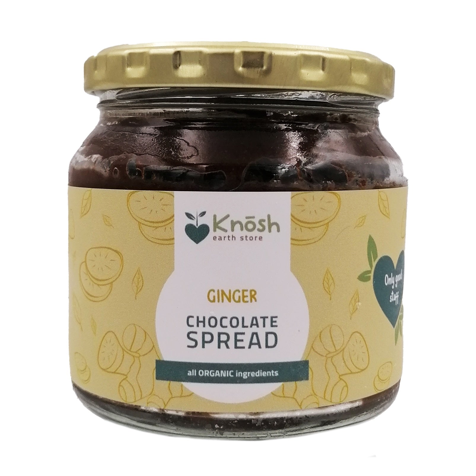 Chocolate spread - Ginger