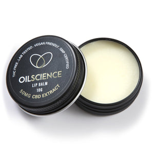 Oil Science Lip balm
