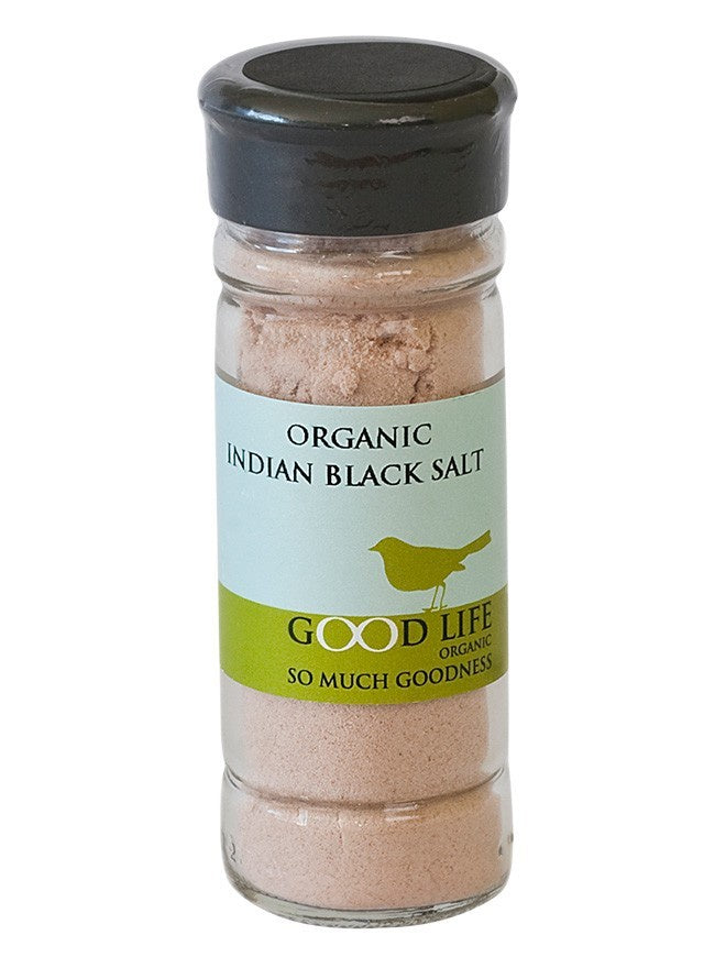 Indian Black Salt