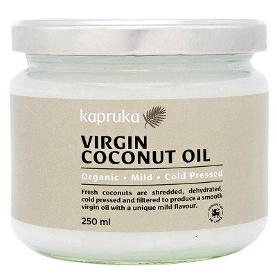 Coconut oil 250ml (Kapruka)