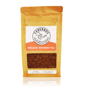 Organic Natural Rooibos (100g loose leaf)