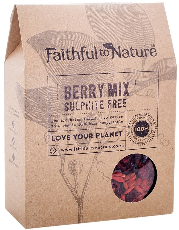 Berry Mix Sulphate free 300g
