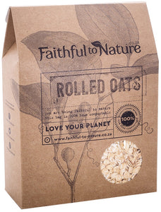 Faithful to Nature Gluten Free Rolled Oats