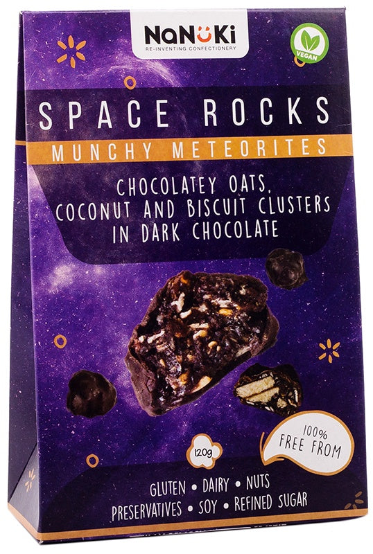 Space Rocks Munchy Meteorites