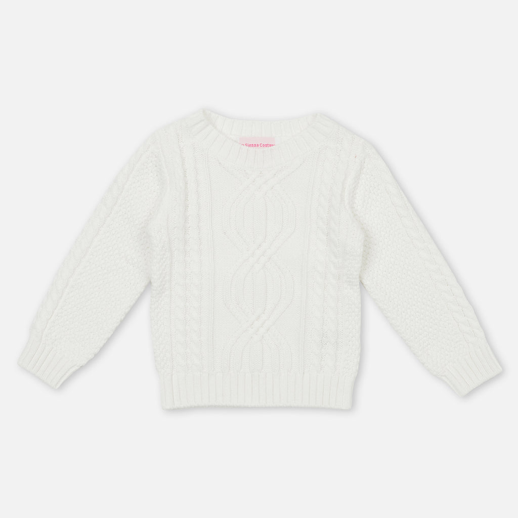 Pullover Knit - Off White
