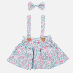 Suspender Skirt - Frankie