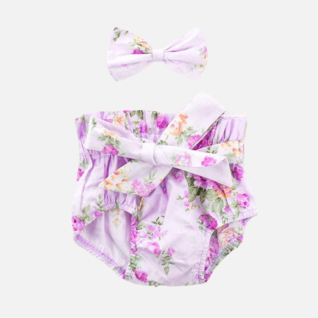 Bloomers + Bow - Lola