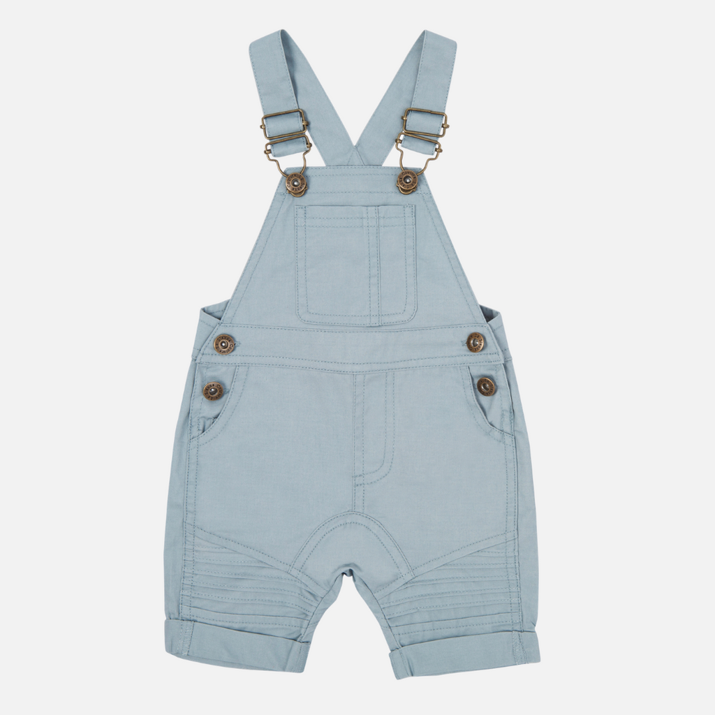 Summer Overalls - Light Blue