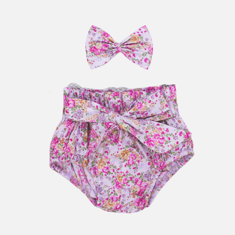 Bloomers + Bow - Bella