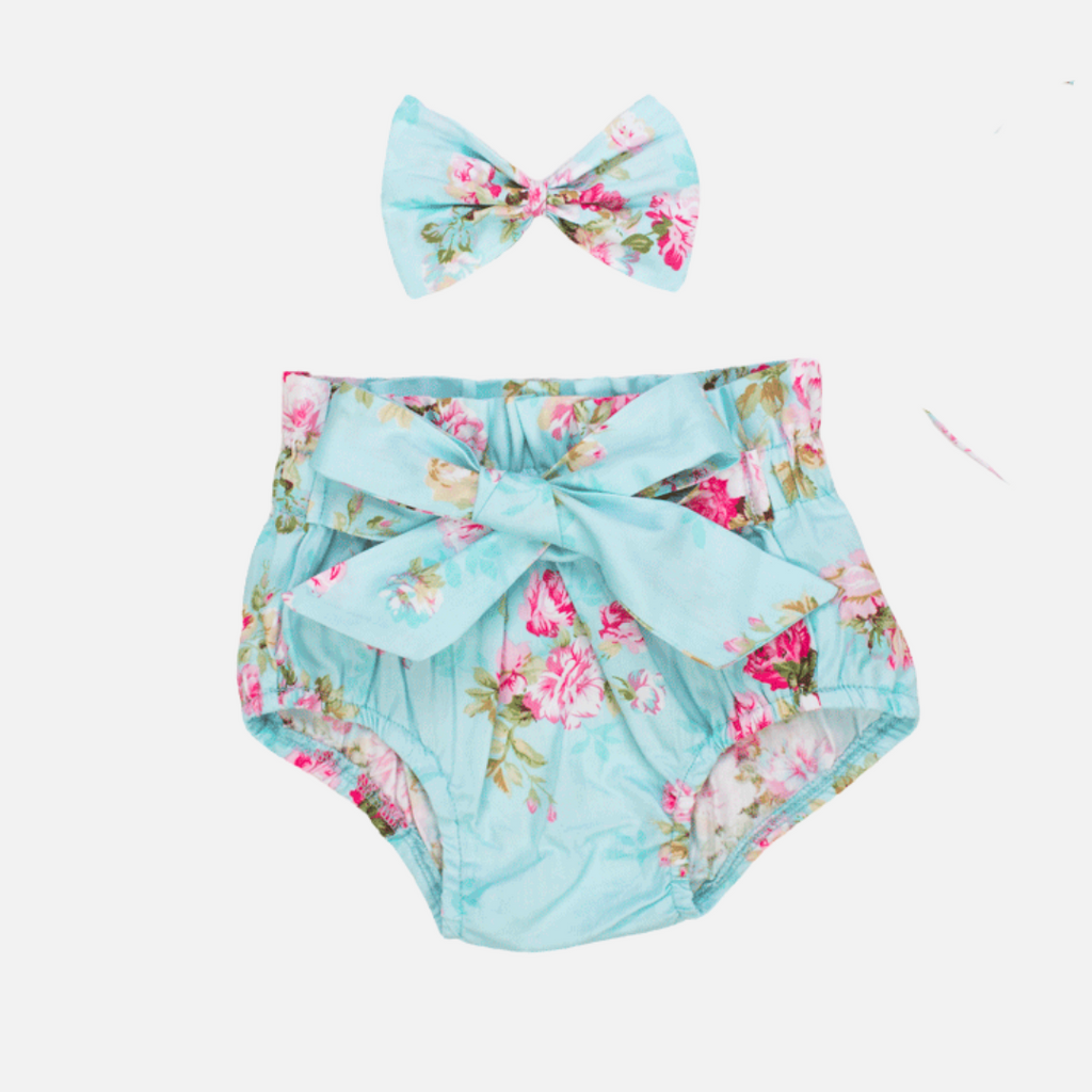 Bloomers + Bow - Aleena