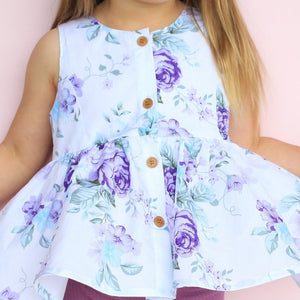 Peplum Top - Addisyn